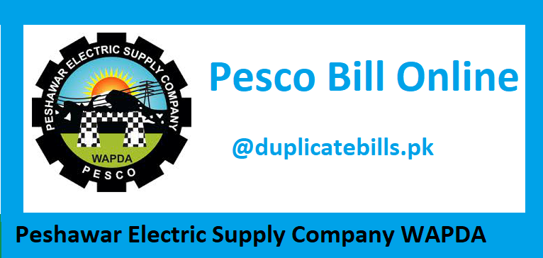Check your pesco bill online