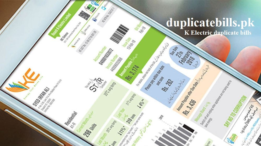 Download KELECTRIC Duplicate online bills view check and share to your family members
